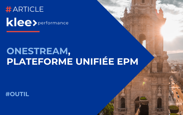 Vignette_Article_Blog_OneStream_Plateforme_Unifiée_EPM_Klee_Performance