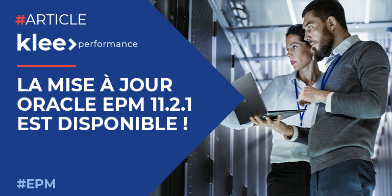 Vignette Article Blog Mise à jour oracle epm 11.2.1